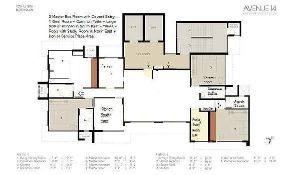 2 BHK Flats & Apartments for Sale in Dadar East, Mumbai