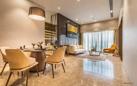 2 BHK Flats & Apartments for Sale in Kanjurmarg West, Mumbai