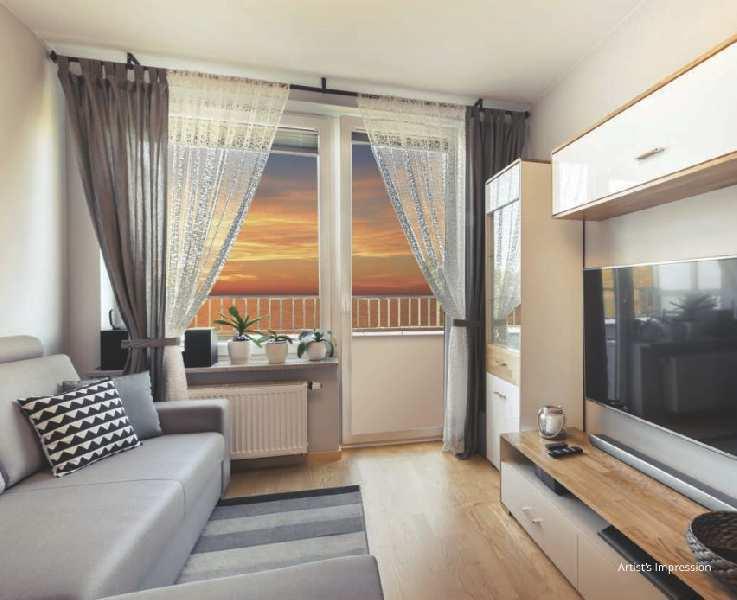 1 BHK Flats & Apartments for Sale in Parel, Mumbai