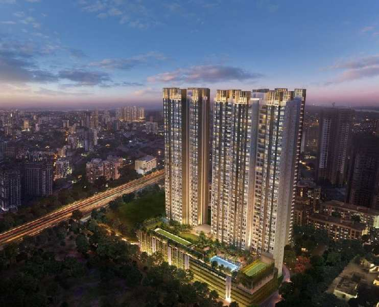 3 BHK Flats & Apartments for Sale in Mulund West, Mumbai