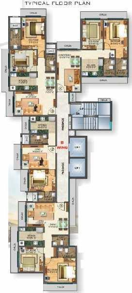 1 BHK Flats & Apartments for Sale in Wadala East, Mumbai