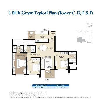 2 BHK Flats & Apartments for Sale in Chandivali, Mumbai