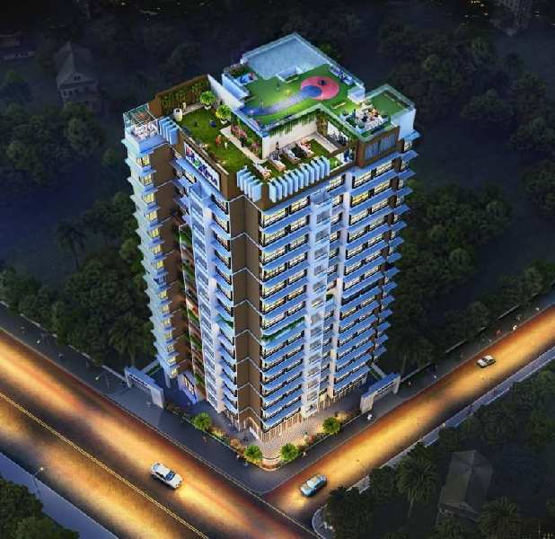 2 BHK Flats & Apartments for Sale in Chembur West, Mumbai