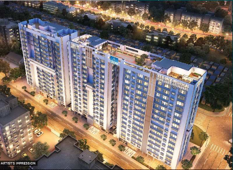 1 BHK Flats & Apartments for Sale in Goregaon East, Mumbai