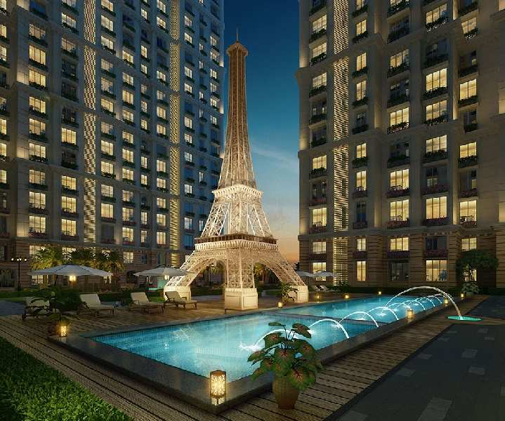 3 BHK Flats & Apartments for Sale in Bandra Kurla Complex, Mumbai