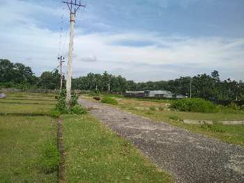 Residential land at complex