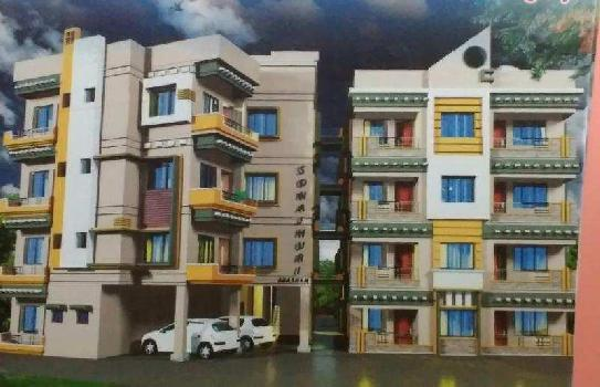 2 BHK Flats & Apartments for Sale in Chinsurah, Around Kolkata
