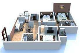 1 BHK Flats & Apartments for Sale in Khardaha, Kolkata