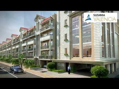 3 bhk 1440 sq.ft. flat for sale in SUSHMA VALENCIA, CHD-AMB HIGHWAY,ZIRAKPUR