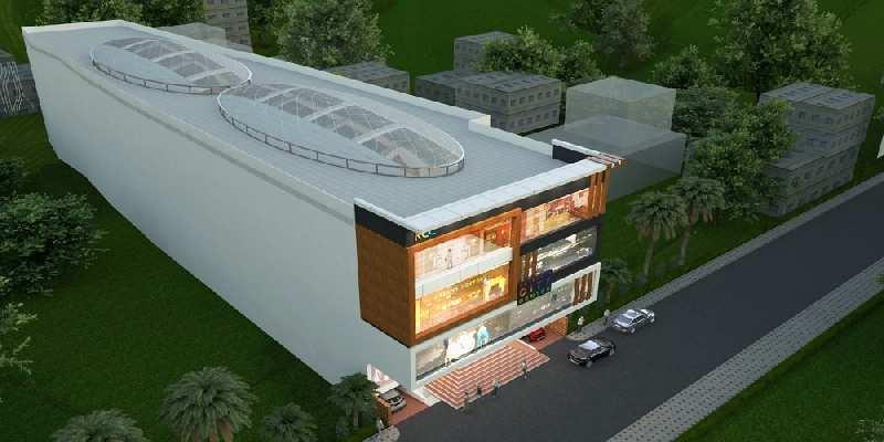 312 Sq.ft. Commercial Shops for Sale in Kothi Bazar Colony, Hoshangabad