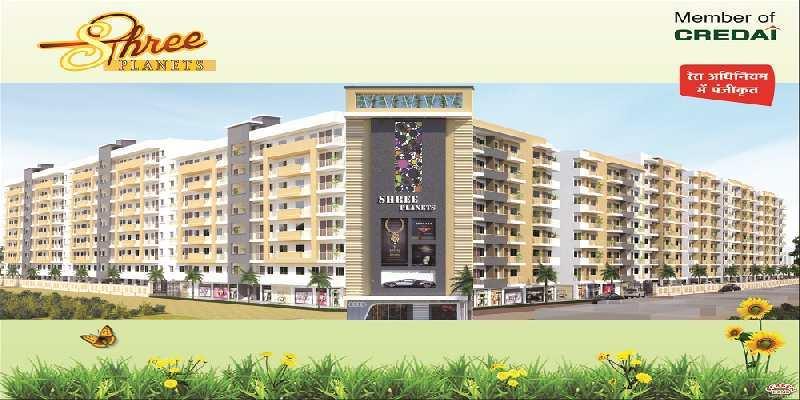 2 BHK Flats & Apartments for Sale in Jalalabad, Hoshangabad