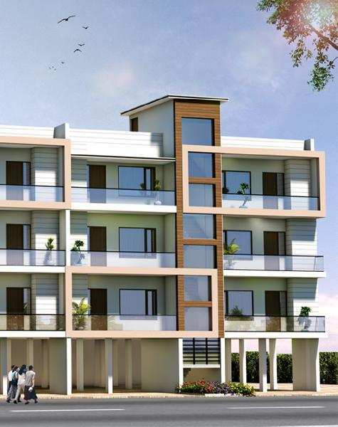 2 BHK Flats & Apartments for Sale in Zirakpur, Chandigarh