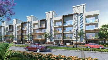 2 BHK Flats & Apartments for Sale in Zirakpur Road, Zirakpur, Chandigarh