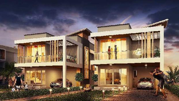 Premium Beach Side Independent Villas For Sale At Hollant Beach,  Dabolim, Vasco Da Gama, Goa, India.
