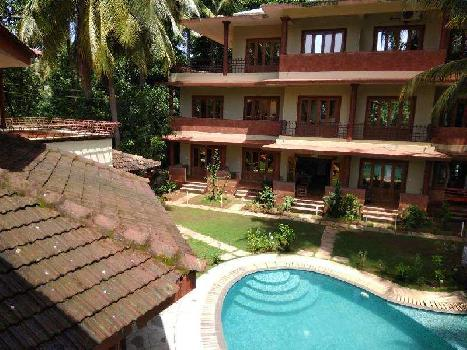 Hotel & Restaurant for Sale in Morjim, Goa