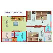 2 BHK Residential Flats for Sale in Greater Noida