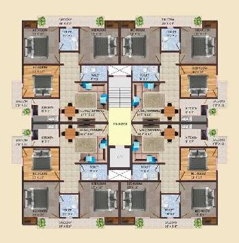 3 BHK Residential Flats for Sale in Greater Noida
