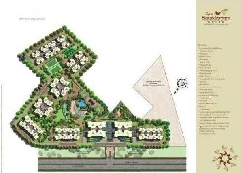 3 BHK Flats & Apartments for Rent in Techzone 4, Greater Noida