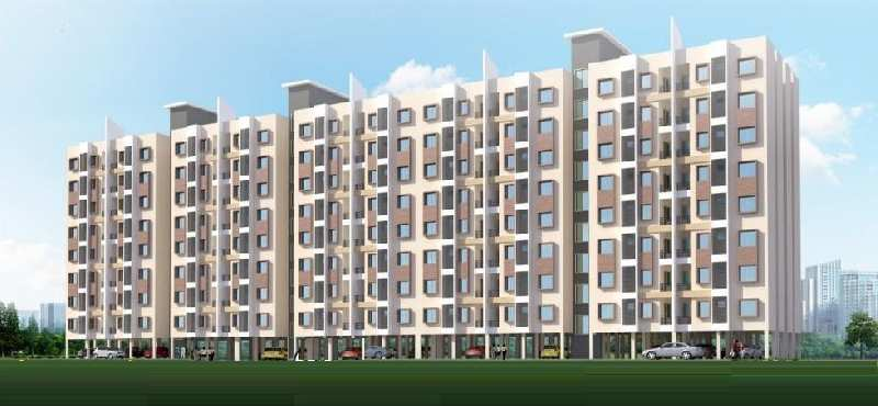 2 BHK Flats & Apartments for Sale in Kamal Vihar, Raipur