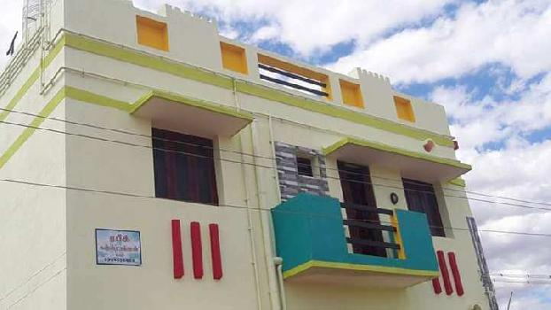 1 BHK Independent House for Sale In Sivaganga