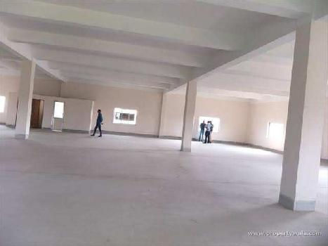 55000 Sq. Ft Bulid Up Area Factory For Rent/sale