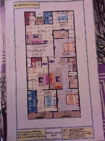 1 BHK Flat for sale at Vasundhara, Ghaziabad