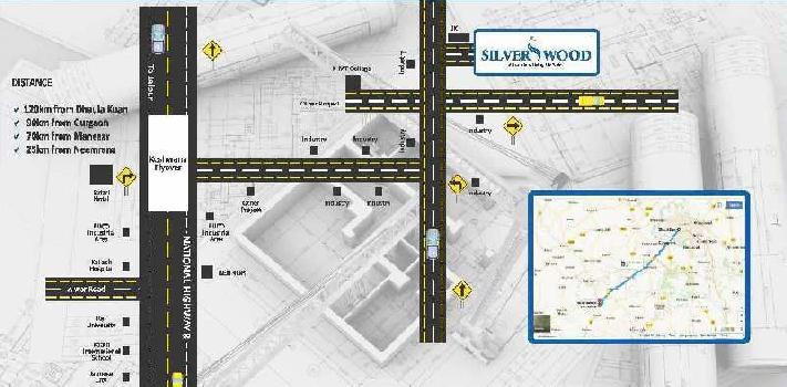200 Sq. Yards Residential Plot for Sale in NH 8, Behror
