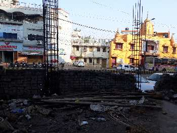commercial land at Tatya para chowk Raipur
