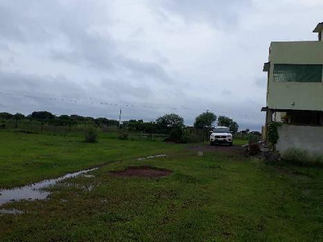 Residential plot in Dhanora