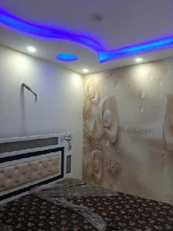 3bhk Builder floor in uttam nagar