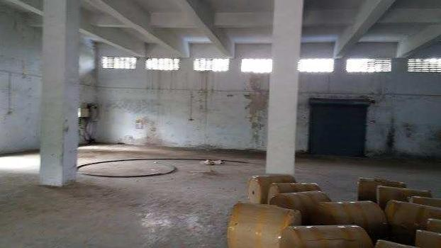 1600 Sq.ft. Factory / Industrial Building for Sale in Silvassa