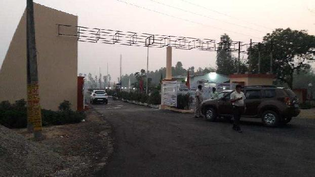 Residential Plot For Sale In Bisalpur Rd, Bareilly