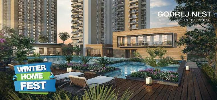 3 BHK Flats & Apartments for Sale in Sector 150, Noida