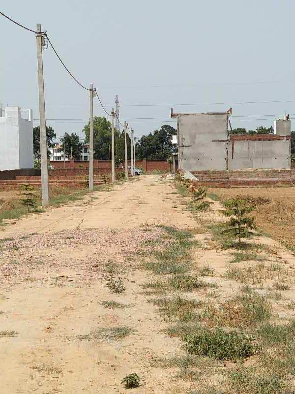 Freehold Residential plot at an attractive location.