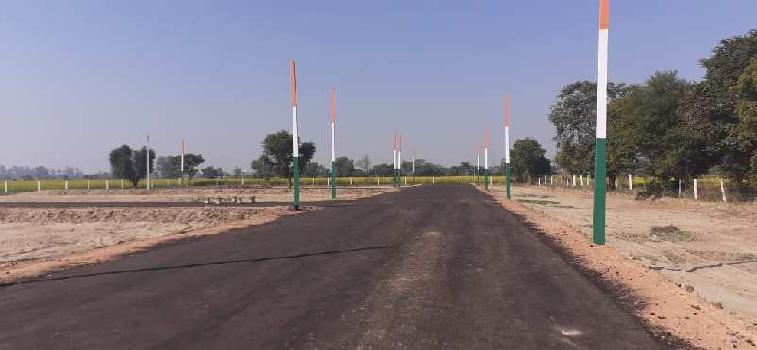200 Sq. Yards Residential Plot for Sale in NH 11, Bharatpur