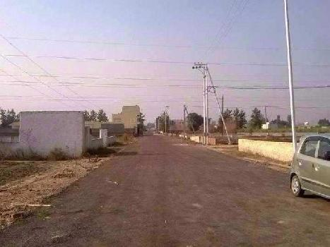 Residential Plot For Sale In New Amritsar Colony, Amritsar