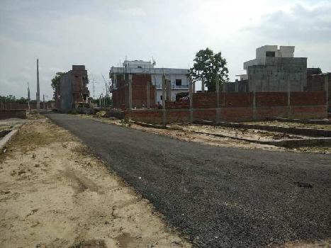 plot available for sell at indiranagar extention behind takrohi