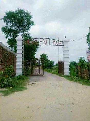 Plot for sell at Faizabad road near Hind Medicals