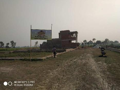 Residential plot for sell on sultanpur road near Jalsa Resort