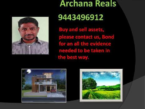 7.35 cent plot for sale near pushpalatha school, Tirunelveli