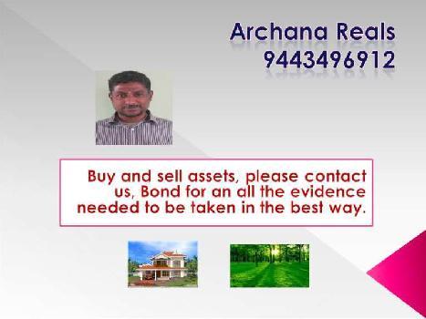 6.04 cent plot for sale near pushpalatha school, Thiyagaraja nagar, Tvl.