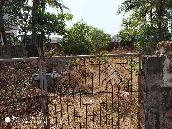 plot for sale at dabolim in residential area