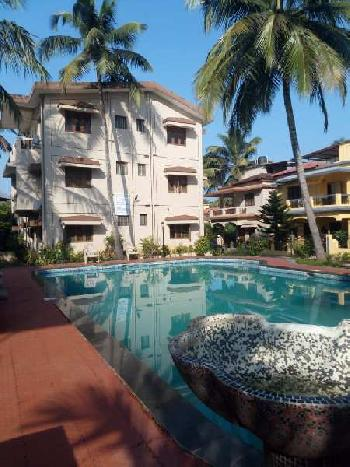 2 bhk flat for sale at Betalbatim south Goa