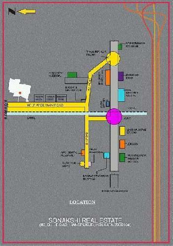 3 Bhk Duplex Bungalow Near joka Metro