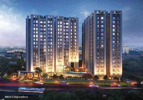 2 BHK Flats & Apartments for Sale in Joka, Kolkata