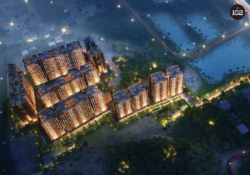 2 BHK FLAT SALE AT JOKA