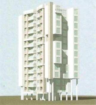 2BHK – 900 Sq Ft Large and Spacious flat available for Resale at Tolaram Tower.