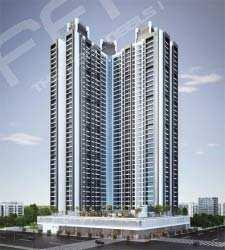 Super Spacious Flat for Sale at Manpada Thane (W) By Ek Om