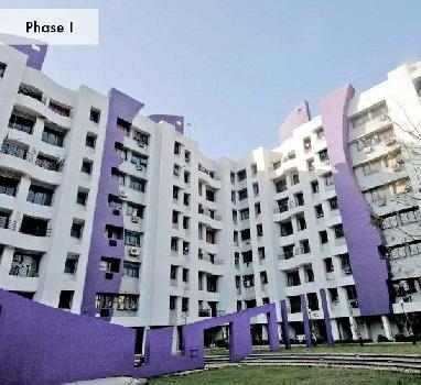 1 BHK Spacious Fully Furnished Flat for Rent at Puranik Home Town with Modular K