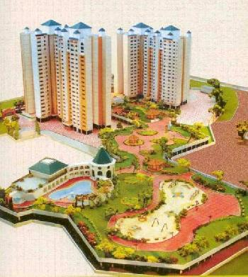 2 BHK - 1050 Sq Ft Flat available for rent at Neelkanth Gardens.